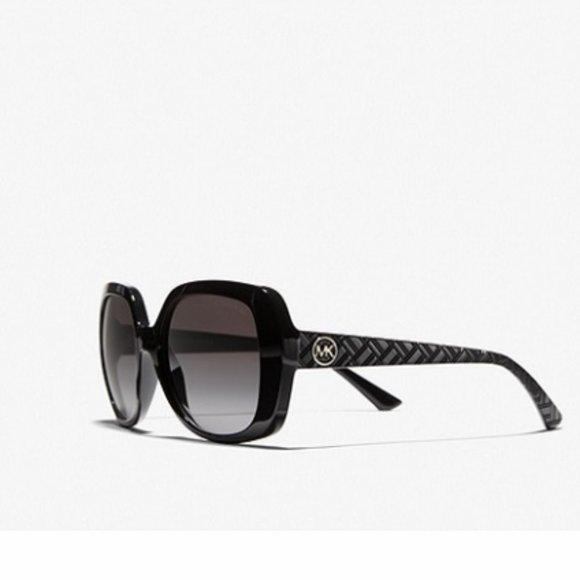 Michael Kors Calabasas Sunglasses Black New